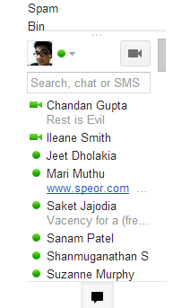 how to send sms from gmail