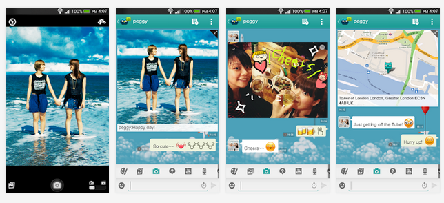 cubie another whatsapp alternative