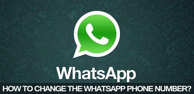 How to Change Whatsapp Phone Number on Android