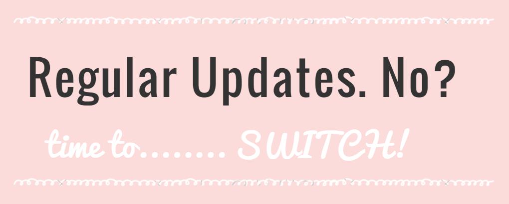 regular updates
