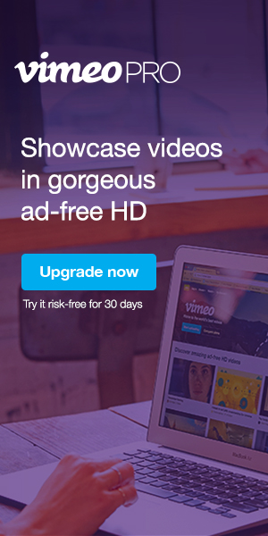 Upgrade Vimeo